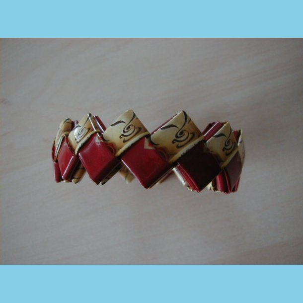 Flettet Armbånd 08