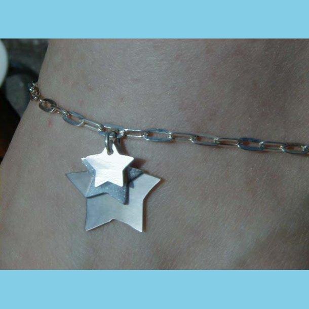 Ankelkæde med Stjerner